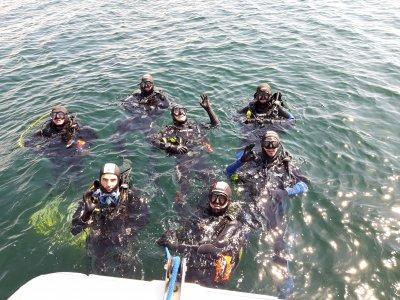 Curso de buceo Open Water en Vilagarcía