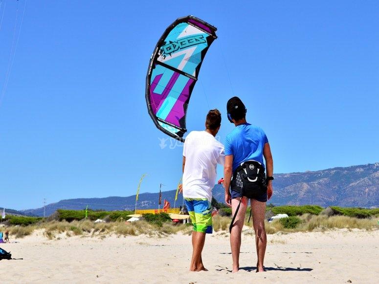 学习控制风筝