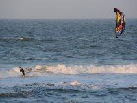 Curso kitesurf en Playa Isla Canela de 2h