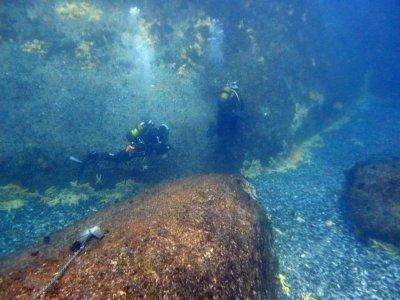 Inmersión doble de buceo en Isla Sálvora 4 horas