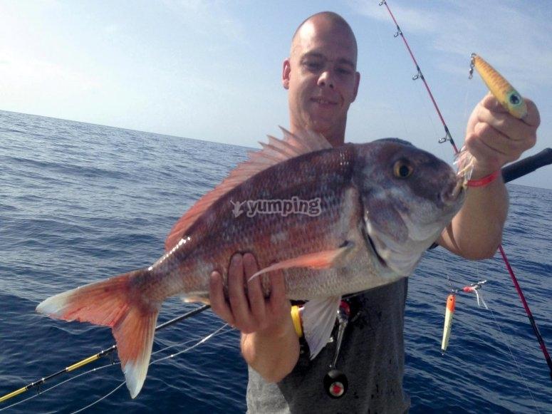 Che capacità di pescare
