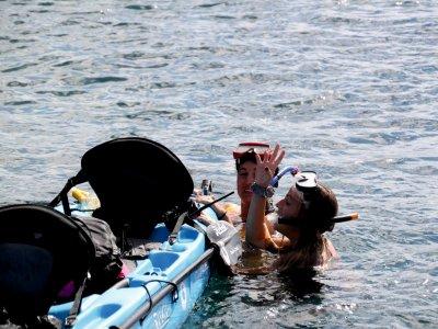Kayak y snorkelling en Fuerteventura de 6 horas