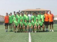 高水平足球训练营
