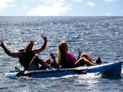 Alquiler de kayak en Fuerteventura por 1 hora