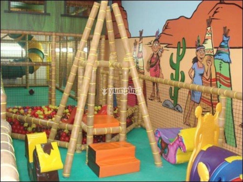 Nuestro parque infanti