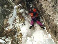 Escalar en hielo y roca