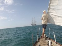 Magnifico paseo en barco