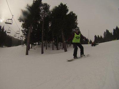 Escuela de Esquí Velarta Snowboard