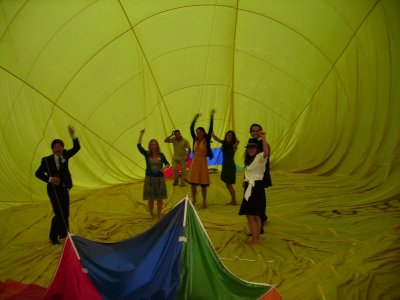Ballooning for groups in Girona + breakfast