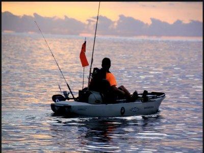 Alquiler de kayak 2h, en Gran Tarajal