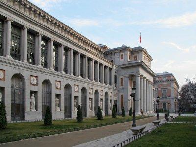 Recorrido por el Museo del Prado
