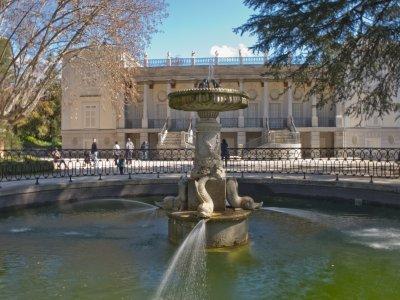 Ver el Parque de El Capricho con guía