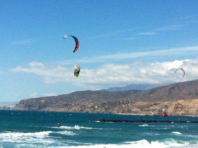 Kitesurfing course, Delta del Ebro, for 2