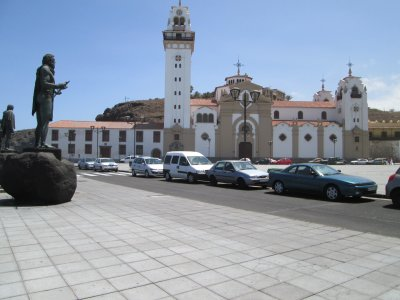 Guided Tour, Ancient way in Candelaria