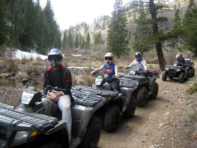 Quad Trip Through the Ruta de los Contrabandistas