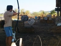 Archery in Cuevas Bajas (Málaga)
