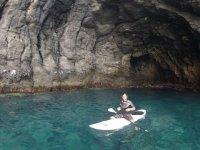特内里费桨冲浪板SUP旅游探索一种新的运动