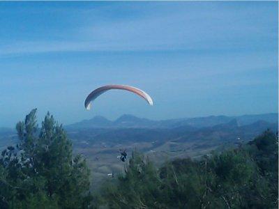 Volo in parapendio a Huelva con monitor 20 min