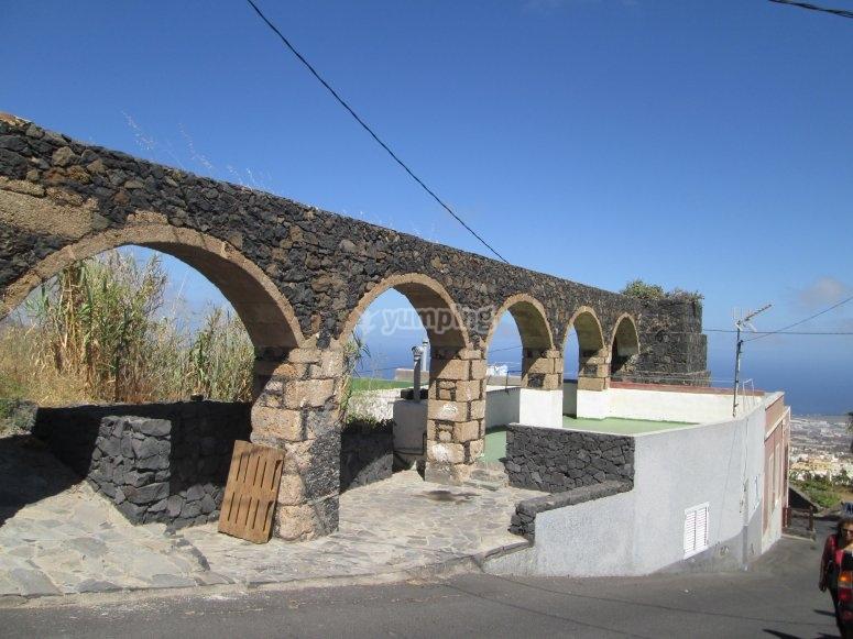 Candelaria's coast