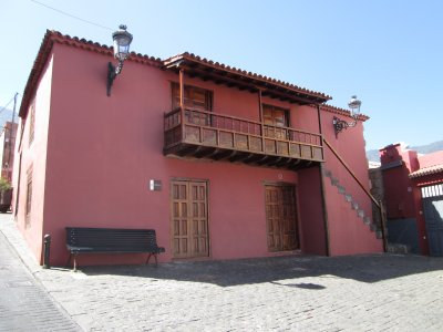 Visita guiada Arafo histórica