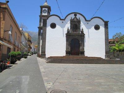 Visita a conjunto histórico de Güimar