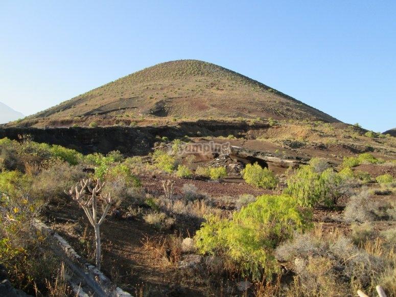 Mountain Malpais de Guímar