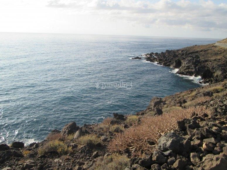 Spots in Tenerife