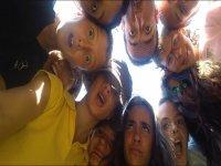 La foto de grupo más loca