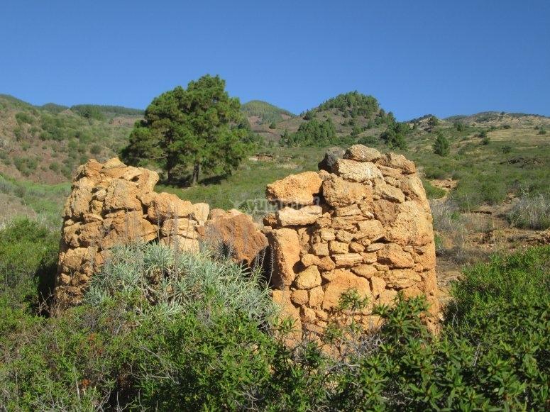 Hornito de piedra