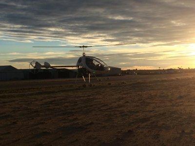 Hedespa Paseo en Helicóptero