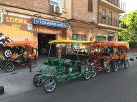 Alquiler cuatriciclos en la Ribera del Manzanares