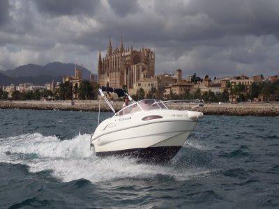 Alquiler de barco con en Palma de Mallorca