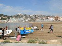Cursos de paddle surf en Castellon