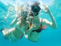 Snorkeling a las Islas Malgrats desde un barco