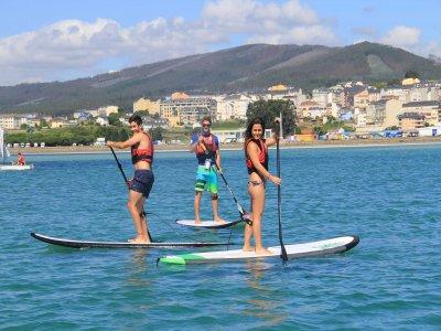 Alquiler de Paddle Surf 2 horas, Ría de Foz