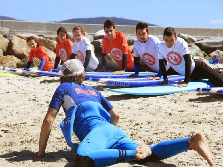 Classe precedente di surf