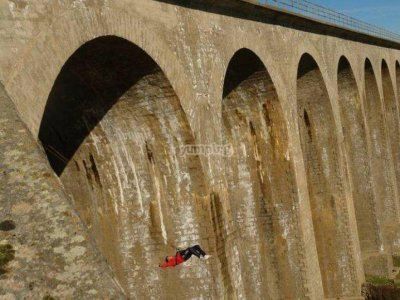 Bungee Jumping + Accomodation, for couples, Lozoya