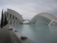 The avant-garde City of Arts and Sciences