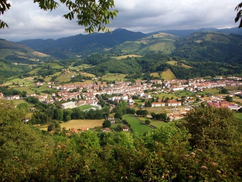 Baztan in Navarra