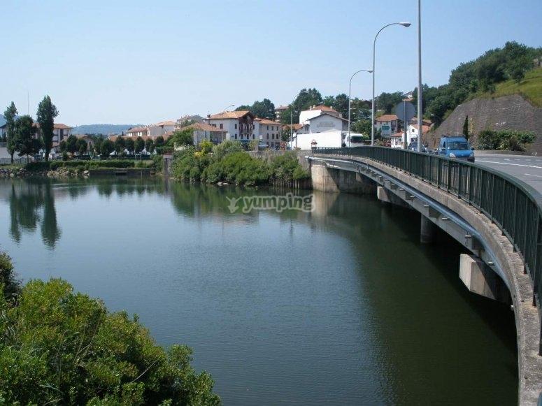 Ponte Behobia
