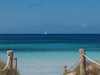 Navegando por Formentera