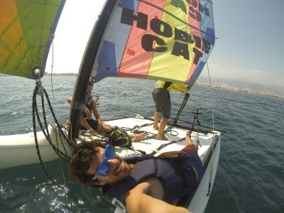 4 hour level II sailing course  in Motril