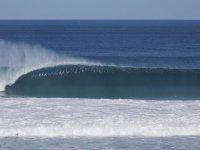 Ola para surfear