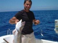 的蓝枪鱼捕捞
