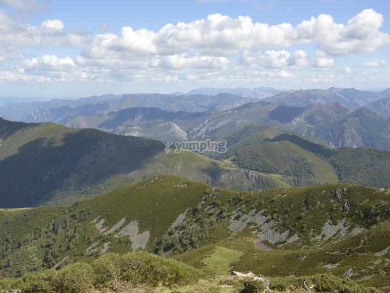 Espacios Protegidosde Asturias