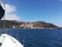 Paseo en barco por la costa de Tenerife