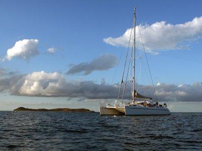 Alquiler de catamarán en Motril de 1 hora