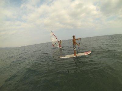 Alquiler de equipo windsurf en Motril 2 horas