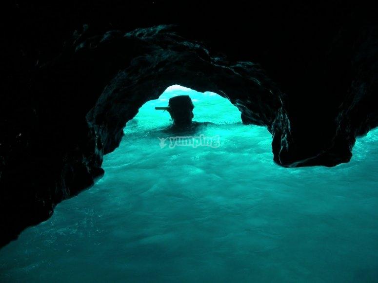 Cueva del Lobo Nerja