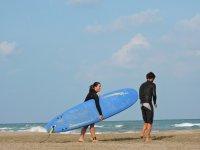 个性化冲浪课程